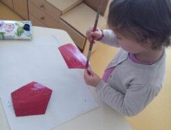 pintura do fruto