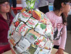 Os meninos e meninas do 2º ano gostaram muito de participar neste projeto.