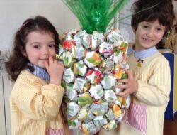 Os meninos adoraram fazer parte deste projeto e identificaram qual era o fruto que estavamos a construir ainda nas fases iniciais.