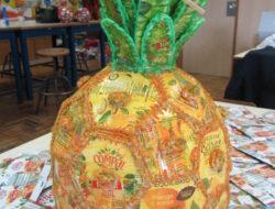 O nosso ananás…