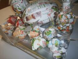 Os frutos em pormenor na cesta